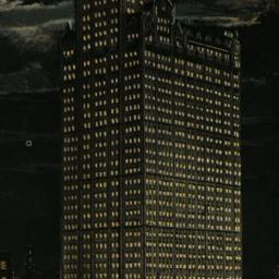 Woolworth Building by Night...