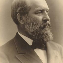 Portrait of Pres. James A. ...