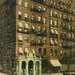 Hotel Albert, 11th St. & Un...