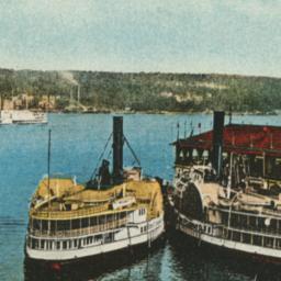 Hudson River Day Line Pier ...