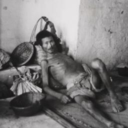 Starving Man