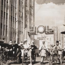 Sailors In Shanghai