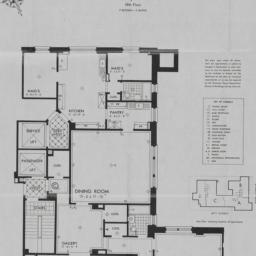 1100 Park Avenue, Plan Of A...