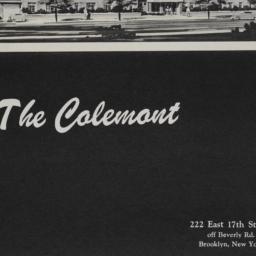 The     Colemont, 222 E. 17...