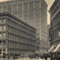 John Wanamaker Buildings, N...