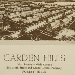 Garden Hills, 64 Avenue And...