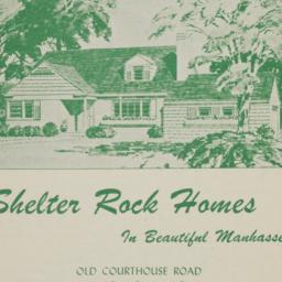 Shelter Rock Homes, Old Cou...