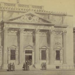 [Bowery Savings Bank, persp...