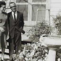 Barbara and Ulysses Kay in ...