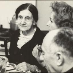 Anna Udal'tsova at Kitchen ...