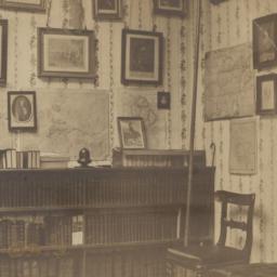 Study at No. 24 Cheyne Road