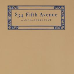 834 Fifth Avenue, 5th And 7...