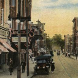 Fourt Avenue, Mt. Vernon, N...