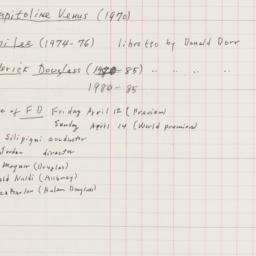 Ulysses Kay Music Compositi...