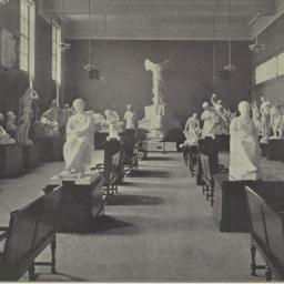 Hall of casts in the Greek ...