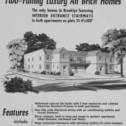 Parkview Homes, E. 63 Stree...