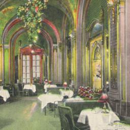 Tea Room, Prince George Hotel