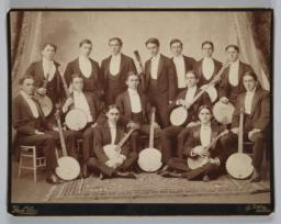 Banjo Club, 1894-95