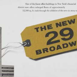 29 Broadway, The New 29 Bro...