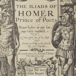 Chapman's Homer