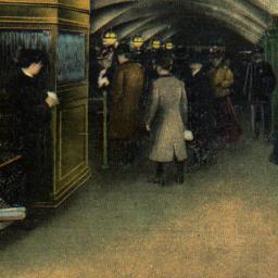 Hudson Tunnels, 19th St. & ...