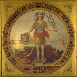 The Chamber of Commerce of New York