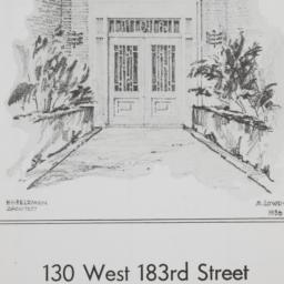 130 W. 183rd Street