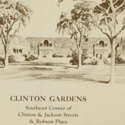 Clinton Gardens, Clinton St...