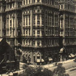 The     Ansonia. the Larges...