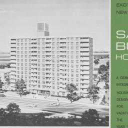 Sam Burt Houses, Bayview Av...