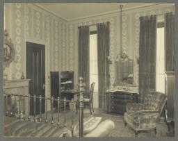 Guest chamber, second floor