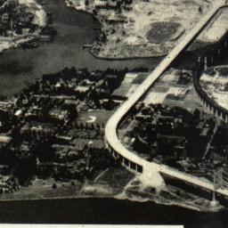 Aerial View of Triboro Brid...