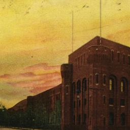 18th Regiment Armory, Brook...
