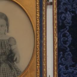 Portrait of a Little Girl W...