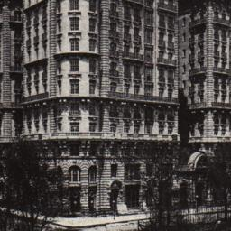 Ansonia Apartment Hotel. Ne...