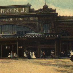 23rd Street Station, Centra...