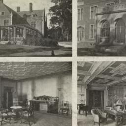 Plate 5. Exterior and inter...