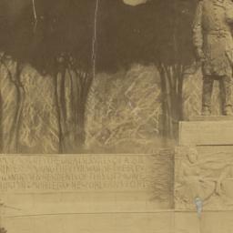 [Farragut Memorial, model]