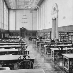 Main Reading Room Looking East