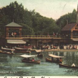 Boat House, Central Park, N...