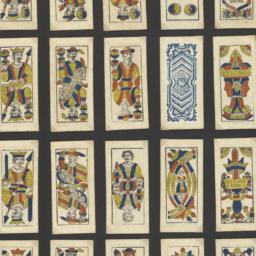 Venete tarot deck with Ital...