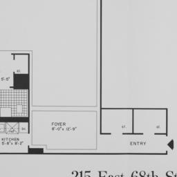 215 E. 68 Street, Apartment H