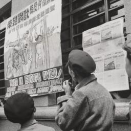 Chinese Looking At Propagan...