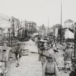 Chinese Army Re-enter Liuchow