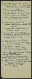 European History, undated : autograph manuscript notes