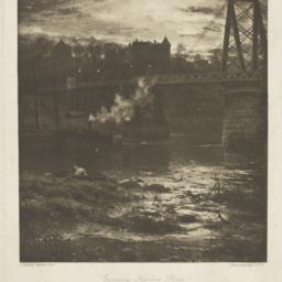 Evening, Harlem River