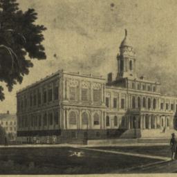 City Hall as W. G. Wall Dre...
