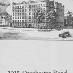 2015 Dorchester Road