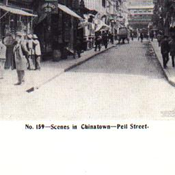 Scenes in Chinatown, Pell S...
