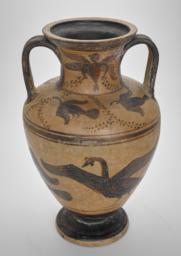 Black-Figure Amphora, Front